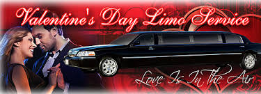 Valentines Day Limo
