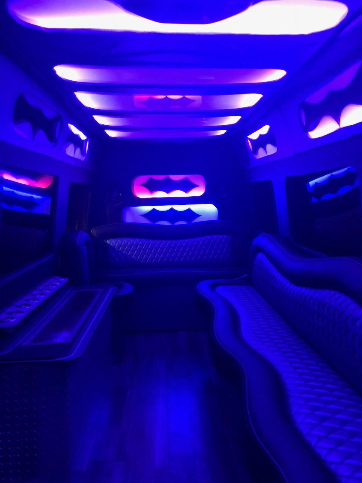 Sprinter Limo 12 or less